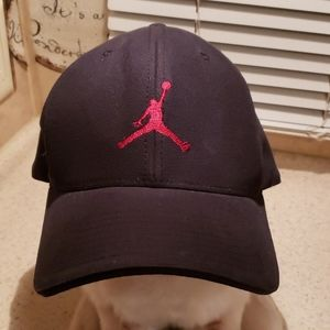 Nike Jordan flexfit black hat